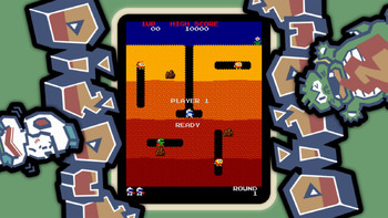 Screenshot1 - ARCADE GAME SERIES 3-in-1 Pack