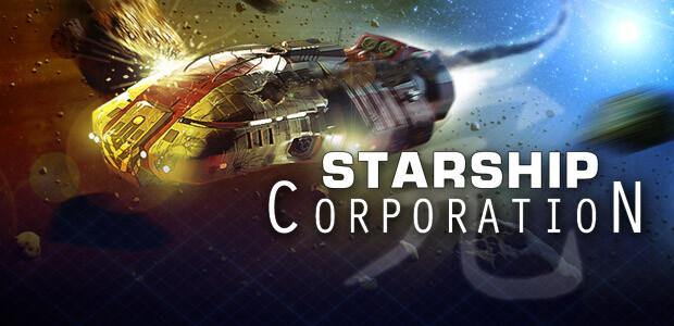 Starship Corporation - Cover / Packshot