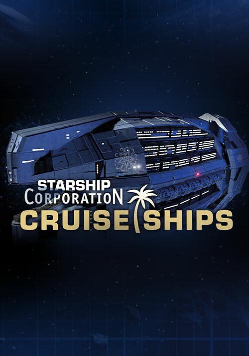 Starship Corporation: Cruise Ships - Cover / Packshot