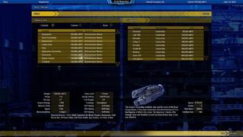 Screenshot10 - Starship Corporation: Cruise Ships