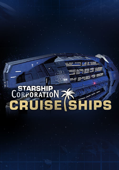Starship Corporation: Cruise Ships - Cover