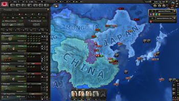Screenshot3 - Hearts of Iron IV: Cadet Edition