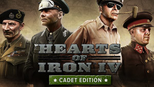 Hearts of Iron IV: Cadet Edition