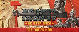 Hearts of Iron IV: No Step Back