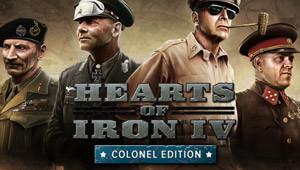 Hearts of Iron IV: Colonel Edition