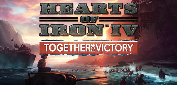 Hearts of Iron IV: Together For Victory - Cover / Packshot