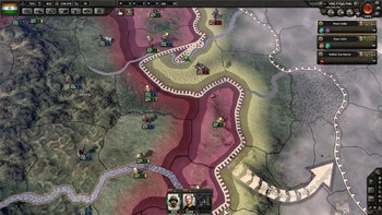 Screenshot2 - Hearts of Iron IV: Together For Victory