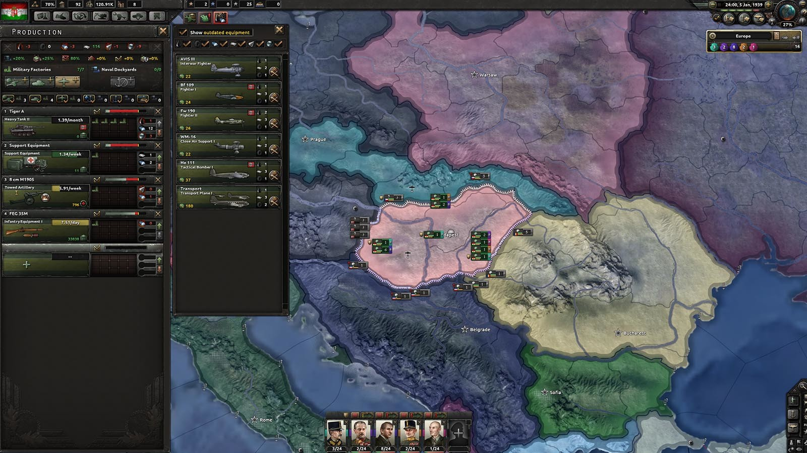 Hearts of Iron IV: Death or Dishonor [Steam CD Key] for PC, Mac and Linux -  Buy now