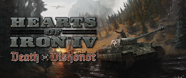 Hearts of Iron IV: Death or Dishonor