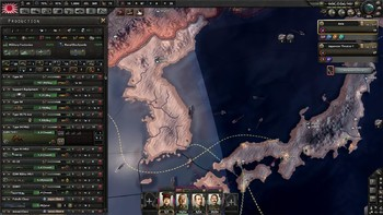 Screenshot5 - Hearts of Iron IV: Waking the Tiger