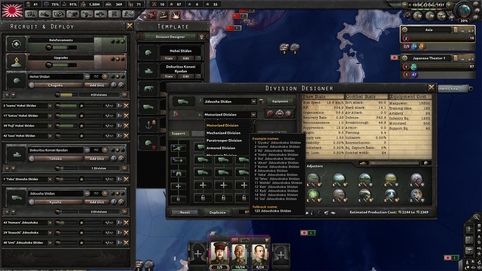 Hearts of Iron IV: Waking the Tiger [Steam CD Key] for PC, Mac and Linux -  Buy now