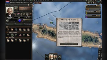 Screenshot4 - Hearts of Iron IV: Man the Guns