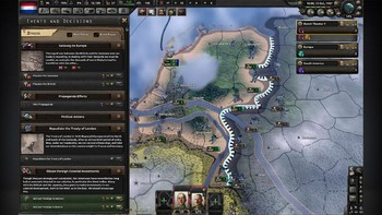 Screenshot6 - Hearts of Iron IV: Man the Guns
