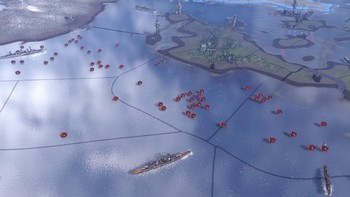 Screenshot1 - Hearts of Iron IV: Man the Guns