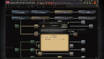Screenshot5 - Hearts of Iron IV: Man the Guns