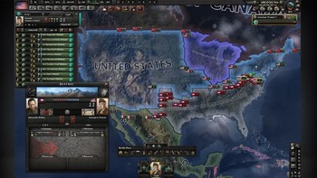 Screenshot9 - Hearts of Iron IV: Man the Guns