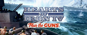 Hearts of Iron IV: Man the Guns