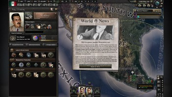 Screenshot3 - Hearts of Iron IV: Man the Guns