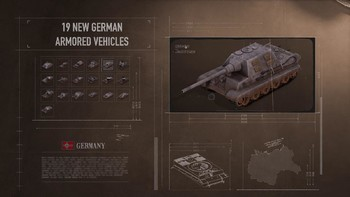 Screenshot1 - Hearts of Iron IV: Axis Armor Pack