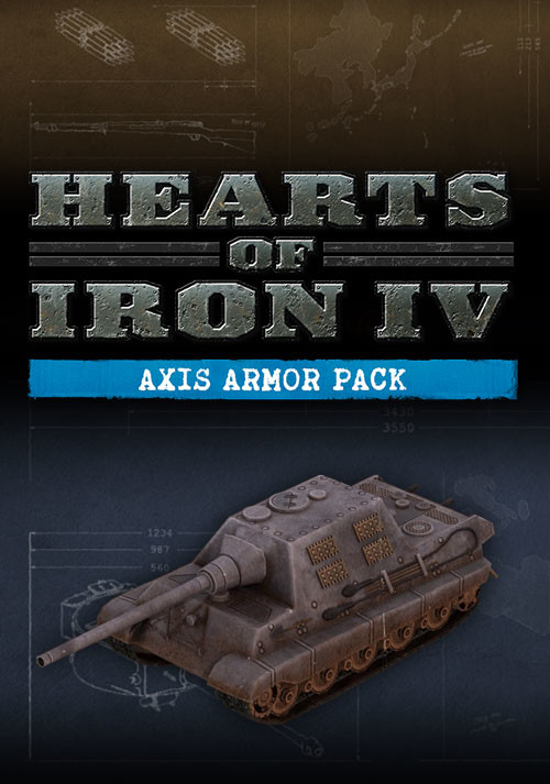 Hearts of Iron IV: Axis Armor Pack - Cover