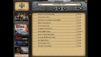 Screenshot2 - Hearts of Iron IV: Radio Pack
