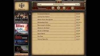 Screenshot3 - Hearts of Iron IV: Radio Pack
