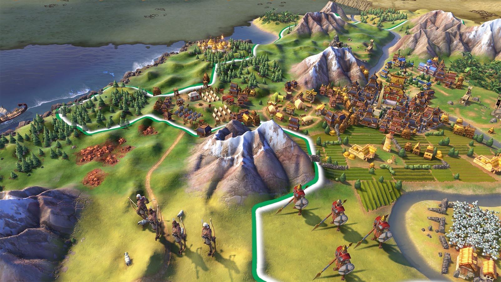 Sid Meier's Civilization VI [Steam CD Key] for PC - Buy now