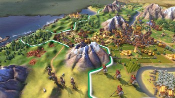 Screenshot5 - Sid Meier's Civilization VI