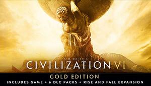 Sid Meier's Civilization VI - Gold Edition