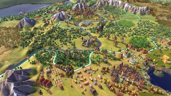 Screenshot2 - Sid Meier's Civilization VI - Gold Edition