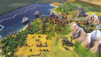 Screenshot6 - Sid Meier's Civilization VI - Gold Edition