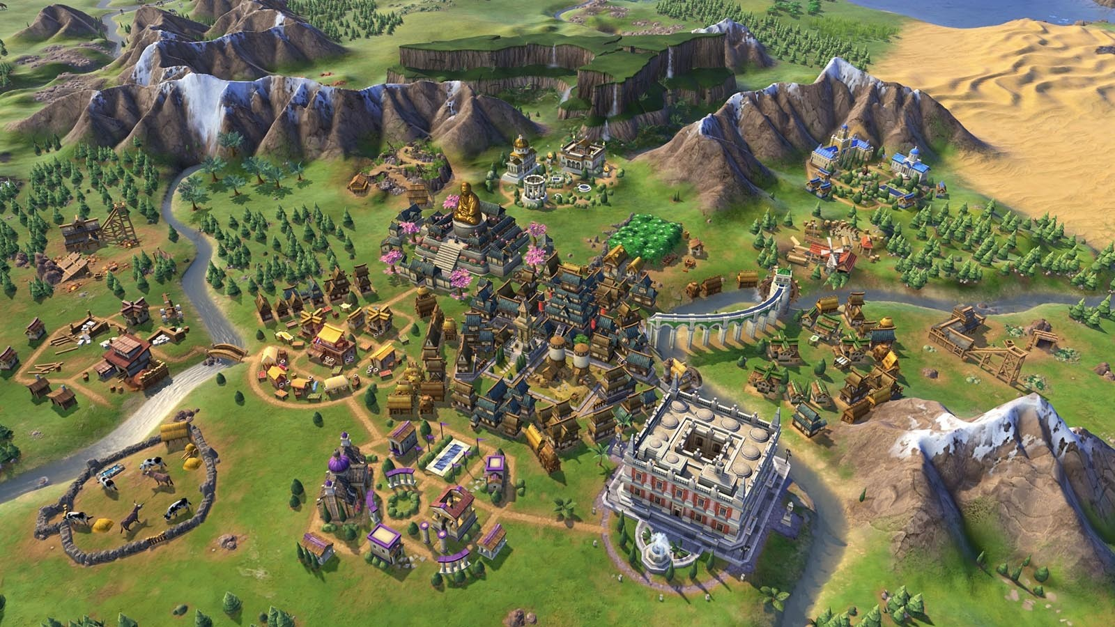 Sid Meier's Civilization VI: Gathering Storm [Steam CD Key] for PC - Buy now
