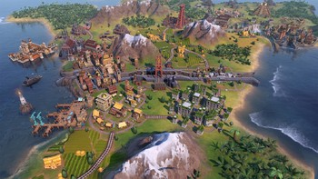 Screenshot4 - Sid Meier's Civilization VI: Gathering Storm
