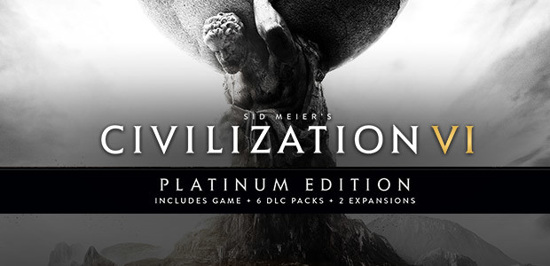 Sid Meier's Civilization VI: Platinum Edition - Cover / Packshot