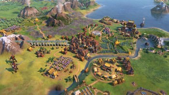Screenshot1 - Sid Meier's Civilization VI: Platinum Edition