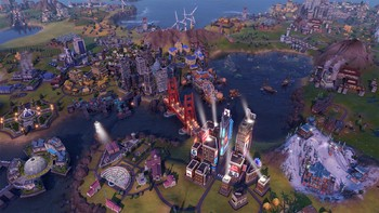 Screenshot2 - Sid Meier's Civilization VI: Platinum Edition