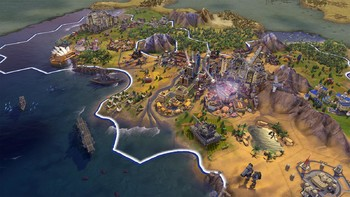 Screenshot6 - Sid Meier's Civilization VI: Platinum Edition