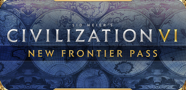 Sid Meier's Civilization VI - New Frontier Pass - Cover / Packshot