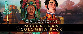 Civilization VI - Maya & Gran Colombia Pack