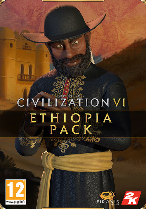 Sid Meier's Civilization VI - Ethiopia Pack - Cover / Packshot