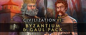Civilization VI - Byzantium & Gaul Pack