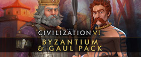 Sid Meier's Civilization VI: Byzantium & Gaul Pack