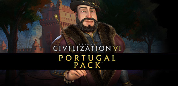 Sid Meier's Civilization VI: Portugal Pack - Cover / Packshot