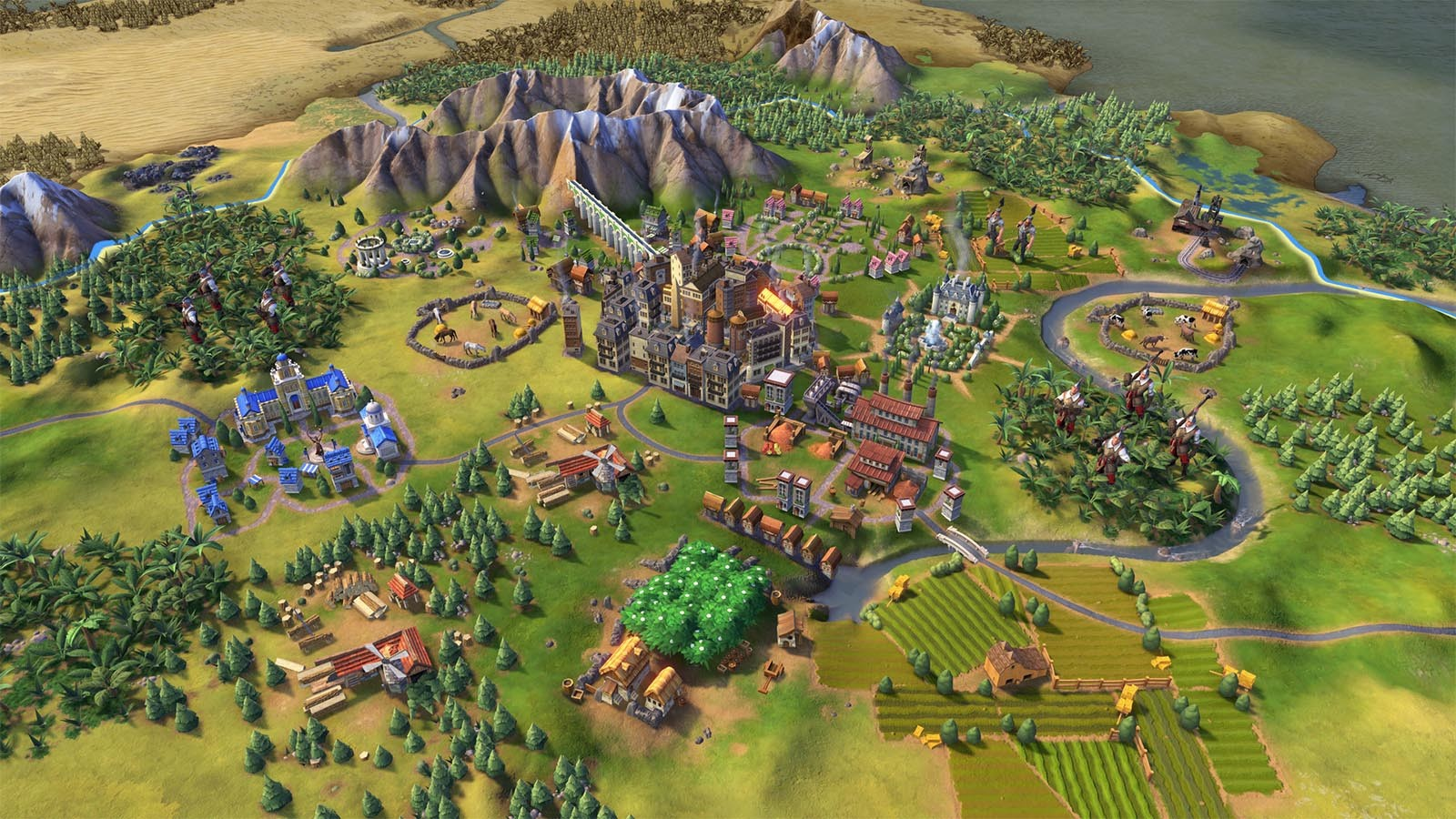 Sid Meier's Civilization® VI - Digital Deluxe (Mac)