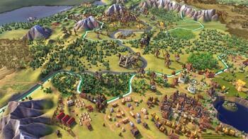 Screenshot2 - Sid Meier's Civilization VI - Digital Deluxe