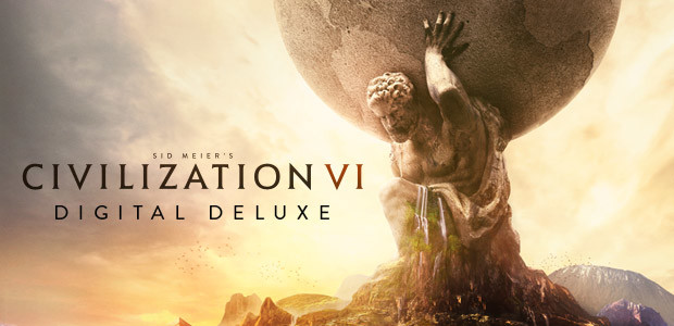 Sid Meier's Civilization VI - Digital Deluxe - Cover / Packshot