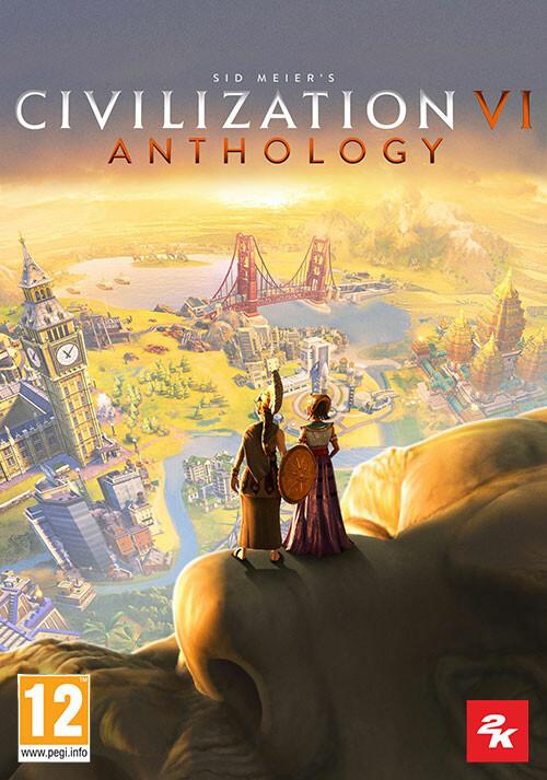 Sid Meier's Civilization VI Anthology - Cover / Packshot