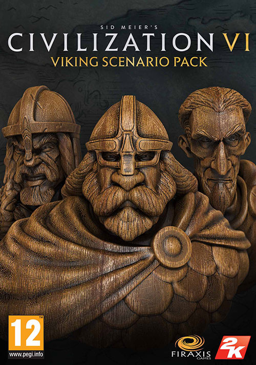 Civilization VI - Vikings Scenario Pack - Packshot