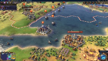 Screenshot5 - Civilization VI - Vikings Scenario Pack