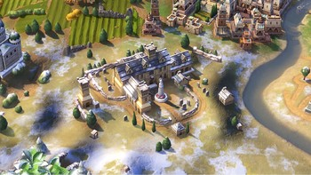 Screenshot2 - Civilization VI - Vikings Scenario Pack